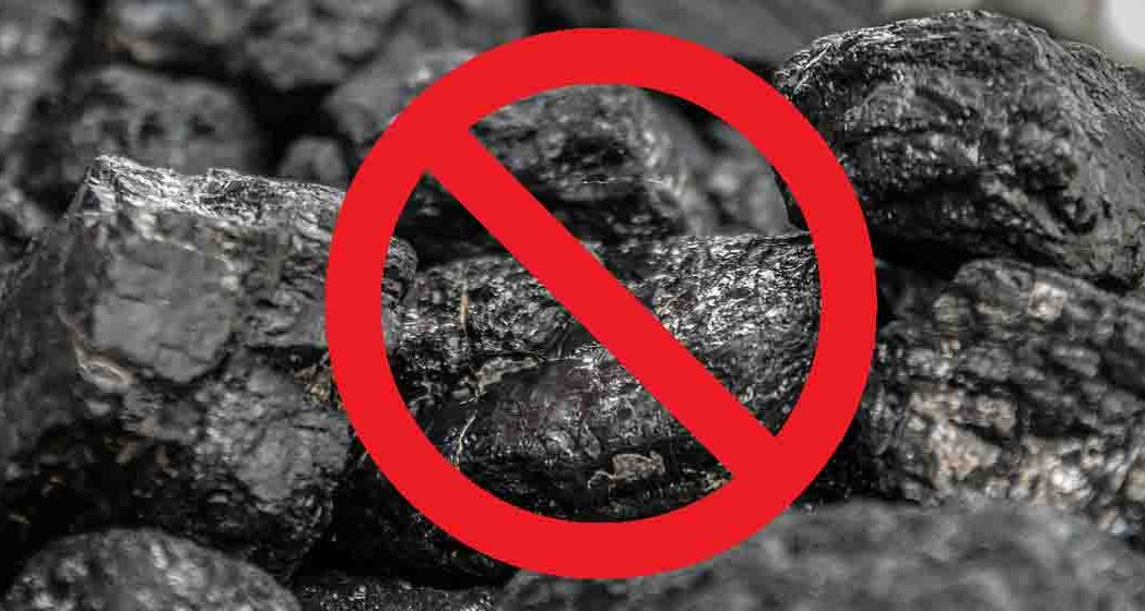 No Coal Graphic