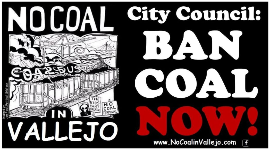 No Coal In Vallejo image