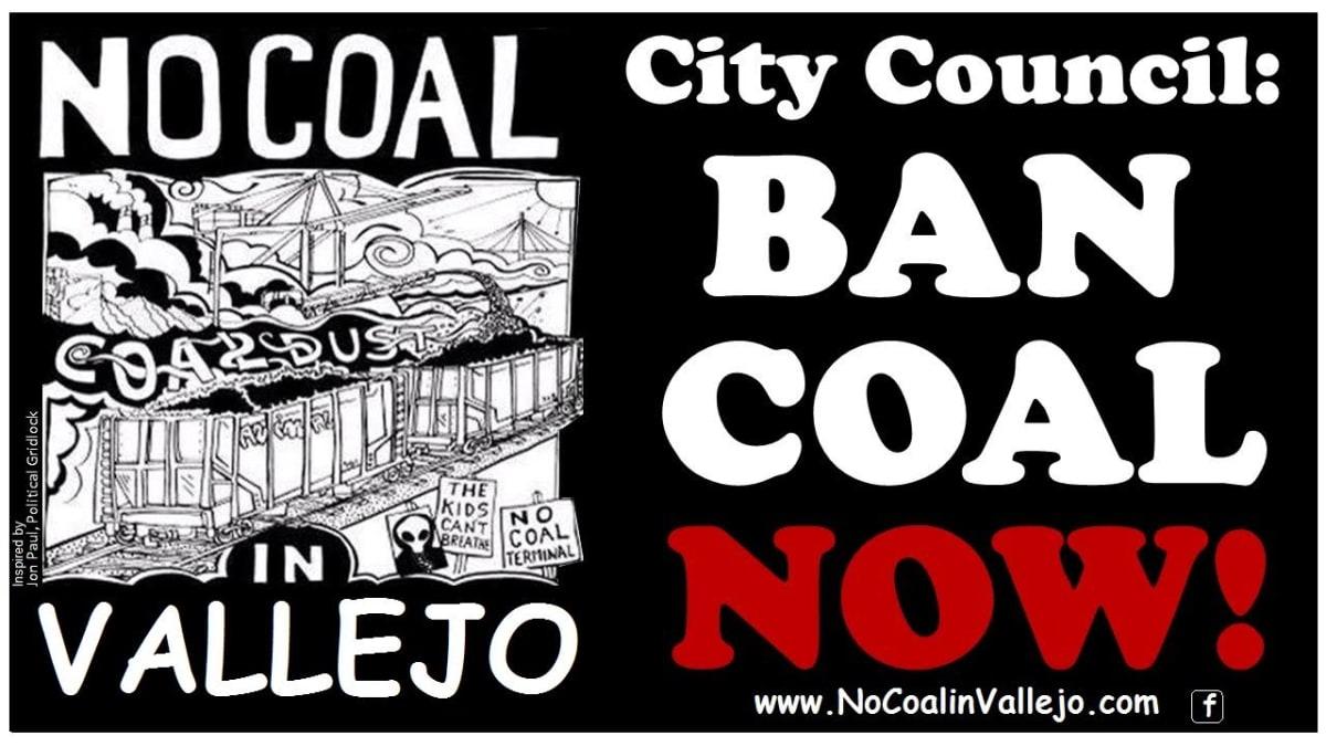 No Coal In Vallejo image