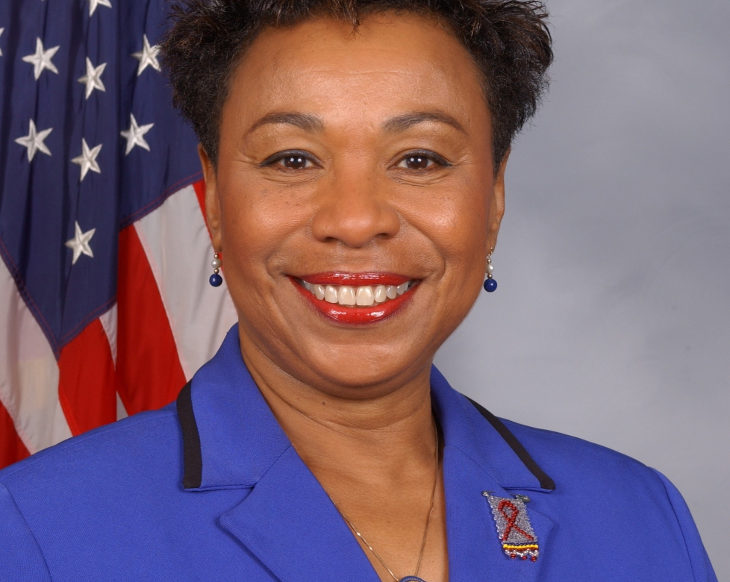 Barbara Lee (official photo)